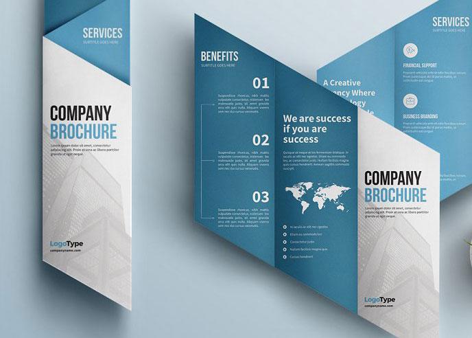 Brochure Design In UAE