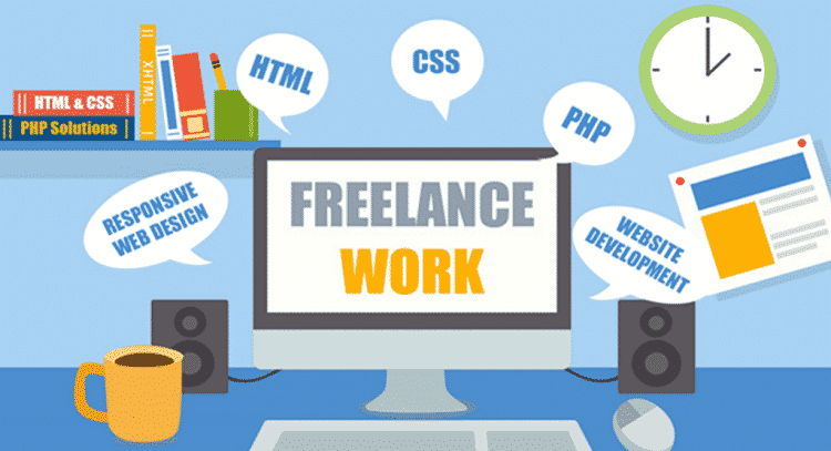 Freelance Web Designer in Dubai